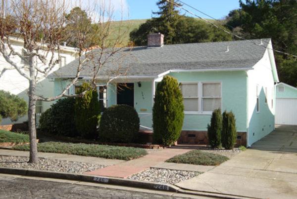 246 San Francisco San Anselmo real estate