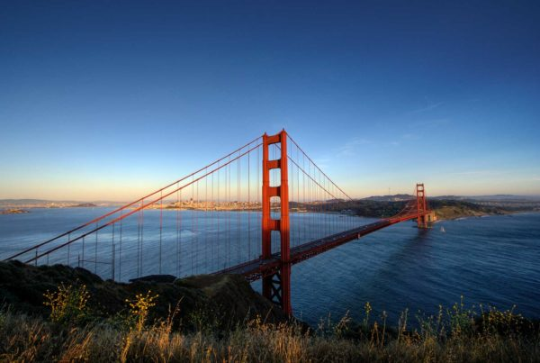 Golden Gate from Marin County